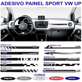 Acessorios Vw Up Volkswagen Adesivo Painel Interior