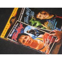 Teen Wolf/ Lobo Adolescente 2 Películas D V D Importado