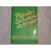 Plantas Curativas De Mexico, Formato Digital Tipo Pdf