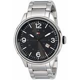 Reloj Para Hombre Peter Silver Th-1791105 Tommy Hilfiger