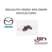 Valvula Pcv Mazda Mx3 (tampa Valvula) Curva