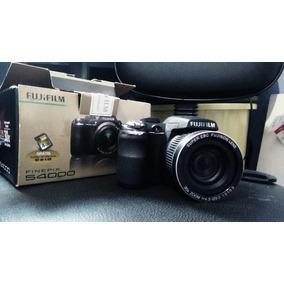 Câmera Fujifilm S4000