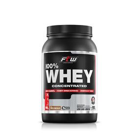 Whey Protein 100% Concentrado Ftw - 900gr