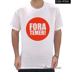 98f667d8f3 Camiseta Partido Trabalhadores - Camisetas e Blusas no Mercado Livre ...