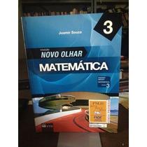 Livro Matemática -3 - Coleção Novo Olhar Joamir Souza