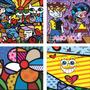 Romero Brito - Escolha 3 Imagens Do Pacote - Vetor Alta Def