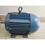 Motor Electrico Trifasico 440v 7.5 Hp Nuevo