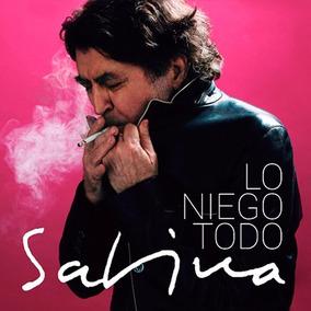 Vinilo Lp Joaquin Sabina Lo Niego Todo Nuevo