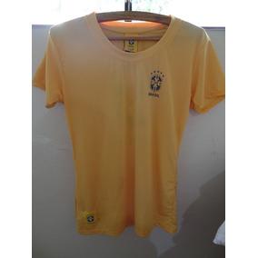 Camisa Oficial Cbf Brasil - Original - Tamanho G 771c09c09ca88
