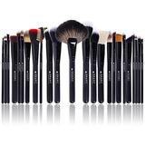 Shany Pro Signature Brush Set 24 Pieces Handmade Natural/syn