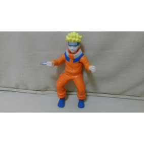Boneco Mc Donalds Personagem Naruto