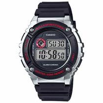 Reloj Casio Digital Illuminator Modelo W-216h-1c