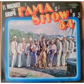 Lp De Colección Del Grupo Fama Show 84 Sellado