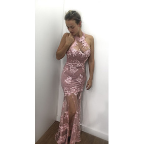 Vestido Feminino Longo, Festa Madrinha Casamento