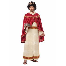 Disfraz De Melchor De Persia Talla M