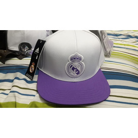 903c1cb75a207 Chapeu De Aba Reta Original Do Real Madrid - Bonés no Mercado Livre ...