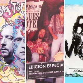 Blues Motel Súper Pack Abrazo Insomnio + Reedición + Cnvaq!!