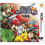 Super Smash Bros Nintendo 3 Ds Versión Europea