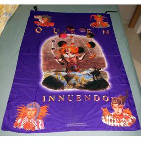 Bandeira Oficial Queen Innuendo Freddie Mercury
