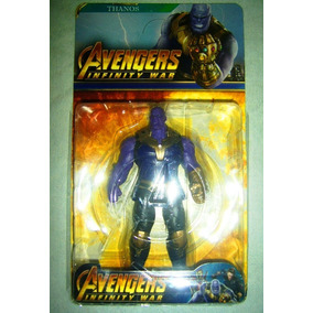 Thanos (tenemos Stock)+ Varias Figuras De Marvel Y Dc Comics