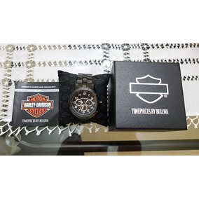 Reloj Harley Davidson, Bulova.