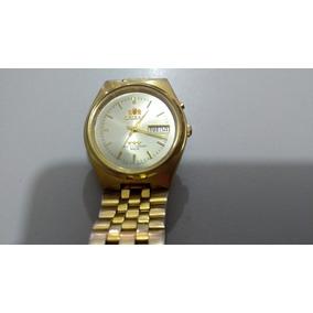 5d0ad4fc1e0 Relogio Orient Usado Antigo - Relógios