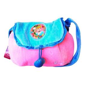 Bolsa Infantil Niña Disney Princesas G (peluche)(cenicienta)