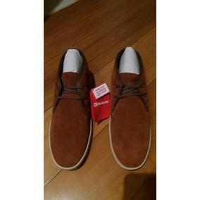 Sapato Kildare Camurça