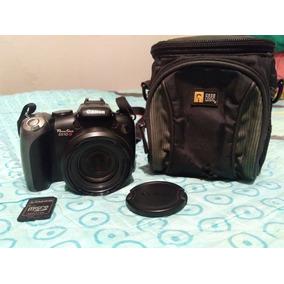 Canon Powershot Sx10 Is + Sd 4gb