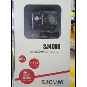 Dudacell Sjcam Sj4000 S/wifi Original Sjcam