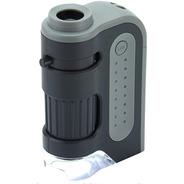 Carson Microscopio De Bolsillo Con Luz Led