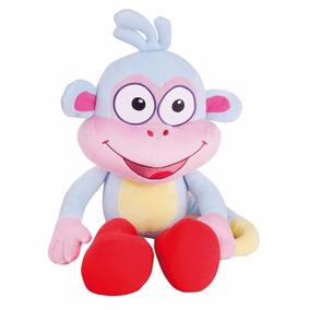 Macaco Botas Da Dora Pelúcia Multibrink