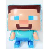 Globos Metalizados Personajes Minecraft Mayor Detal
