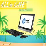 Aio 205 G2 Amd E1 Ram 4 Gb Dd 1tb Windows 10