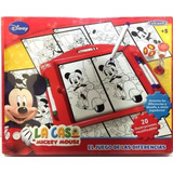 Juego De Las Diferencias Mickey Pintar Juego De Mesa