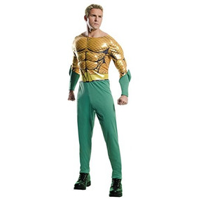 Disfraz Para Hombre De Aquaman Rubie