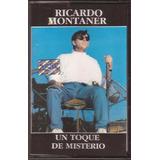 Ricardo Montaner Lote De 5 Cassette Oferta!