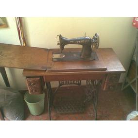 Máquina Singer Antiga 1900 Funcionando!