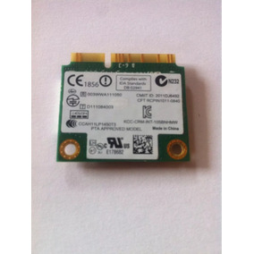 Tarjeta De Red Wifi Intel® Mini-cañaima