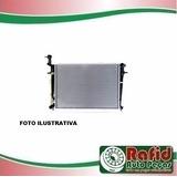 Radiador Gol Voyage Parati Saveiro 1.0/1.6/1.8 Ap 87/94