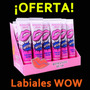 Brillos Labiales Wow Tattoo Al Mayor Y Detal - Para Revender