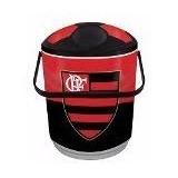 Coolerball Térmico Mengão Flamengo Licenciado - 12 Latas