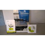 Router Wireless-g Vpn Marca Linksys Modelo Wrv200, 2 Antenas