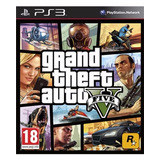 Gta 5 Grand Theft Auto V - Psn Ps3 Via Psn