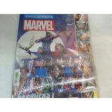 Enciclopedia Marvel - Los Vengadores - Con Reloj De Regalo