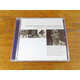 Stevie Wonder / Song Review, A Greatest Hits Collection, Cd