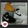 Botas Zapato Nike Air Force Al Mejor Precio!