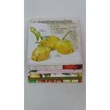 Kit Com 16 Guardanapos P/ Decoupage Frutas Variadas