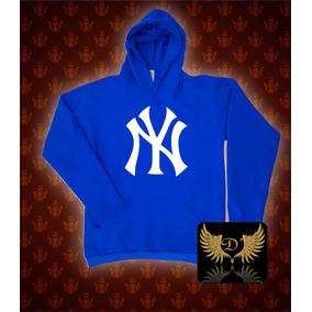 Blusa Moleton New York Yankees Ny Mcd Nike Tamanhos Grandes
