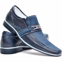 Sapato Social Masculino Bico Fino Luxo Oferta Imperndível